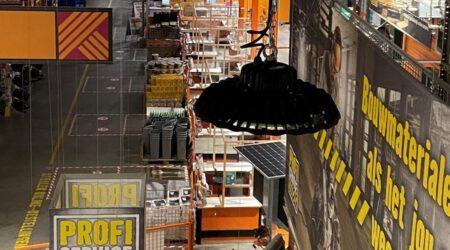 Hornbach, lampen vervangen