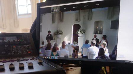 Streamen bruiloft